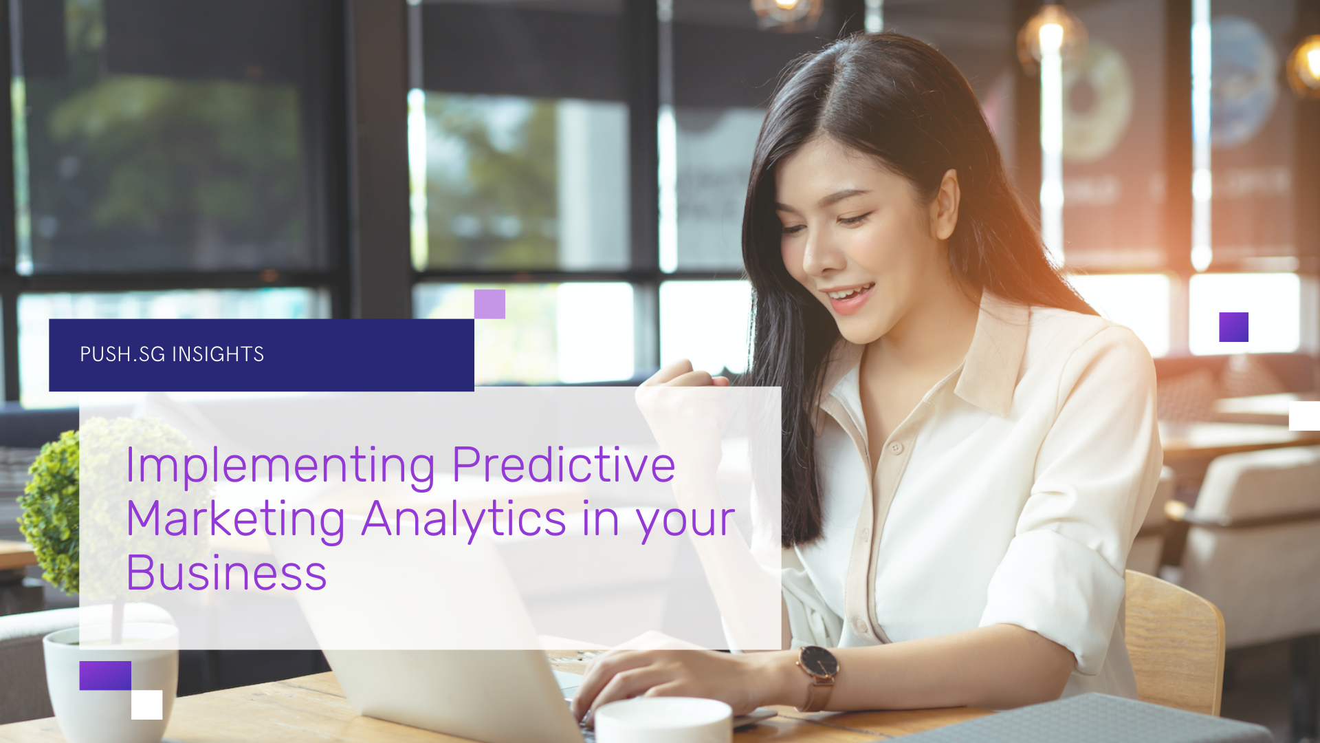Implementing Predictive Marketing Analytics in your Business